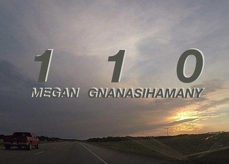 "Megan Gnanasihamany, ""CAMPER installation 110,"" 2017"