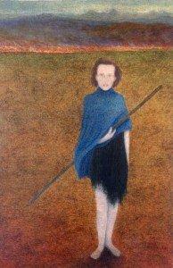 "Duncan Regehr ""The Shepherdess - Pilgrim Series,"" nd"