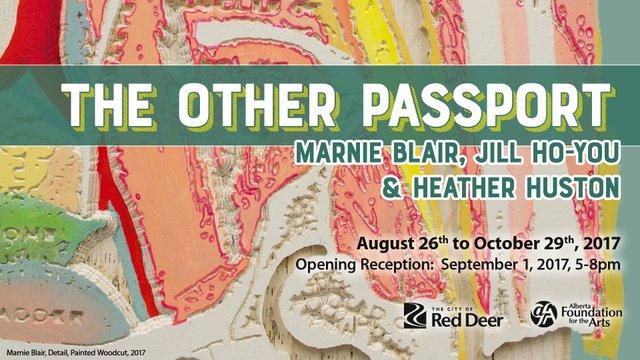 """Marnie Blair, """"Detail, Invitation"""" 2017"""
