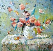 Floral and Landscape Exhibition invitation