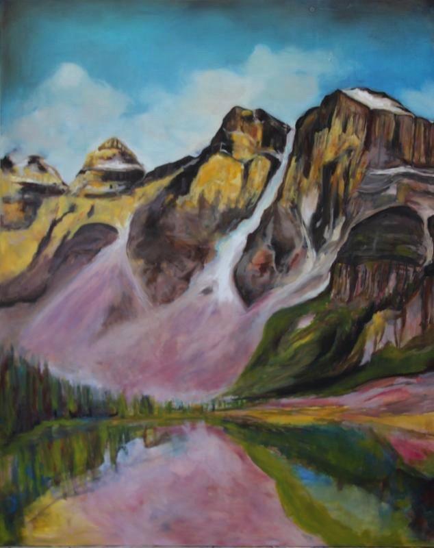"Kerensa Haynes, ""Chunks of Land,"" nd"
