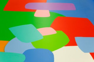 "Federico Herrero, ""Landscape,"" (detail) 2017"