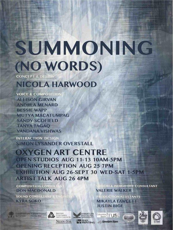 Summoning, Poster