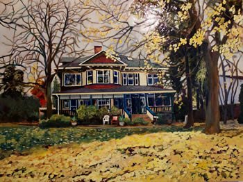 """Heather M. Cline, """"Quiet Stories from Canadian Places,"""" 2017"""