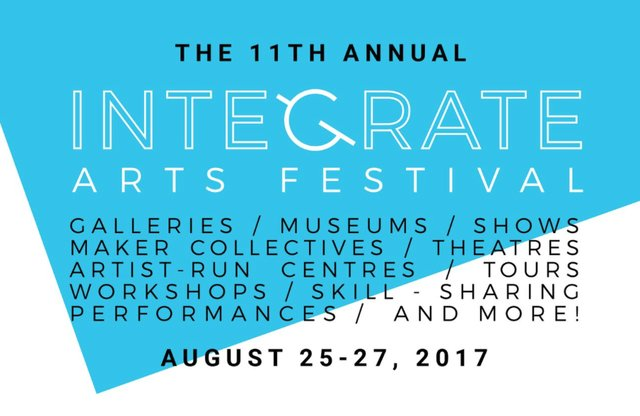 11th Annual Integrate Arts Festival