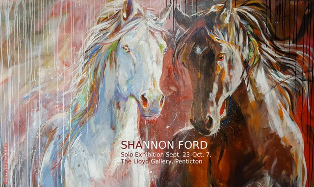 Shannon Ford Invitation