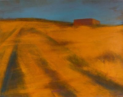 "John Statham, ""Gold Plain #1,"" nd"