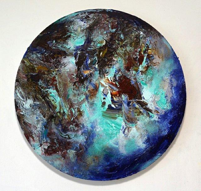 "Michael Smith, ""Clock,"" 2017"
