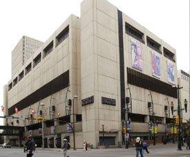 Calgary's Glenbow Museum.