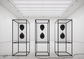 "Tadao Cern, ""Balloon Render,"" 2017"