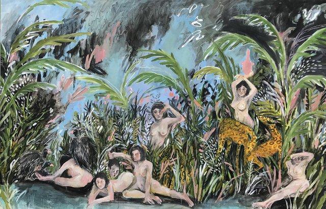 "Michelle Nguyen, ""Six Sisters,"" 2012"
