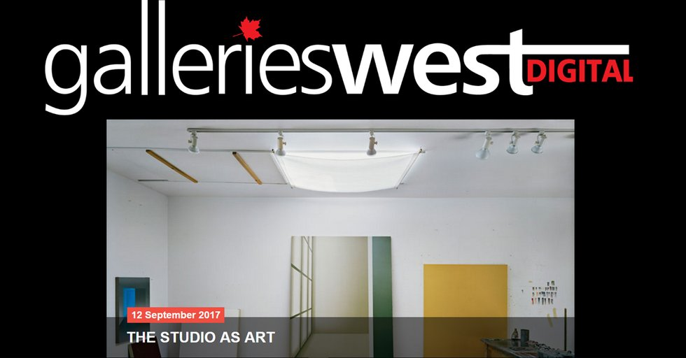 Galleries West was launched as a critical and interpretive print magazine in May 2002 by Calgary publisher Tom Tait after he observed that visual art activities in Western Canada often received little attention outside their local communities. Published three times a year over 15 years, it has featured more than 2,000 articles, including more than 300 critical reviews. The print version was discontinued with the Fall/Winter 2016 issue and replaced with Galleries West Digital, which launched Nov. 22, 2016. Published every two weeks, the digital magazine offers immediacy and a potential level of engagement impossible with a print publication. The magazine is accessible on all digital platforms and devices without an app.