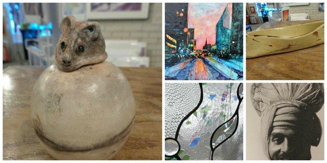 Culture Days Winnipeg 2017 Collage
