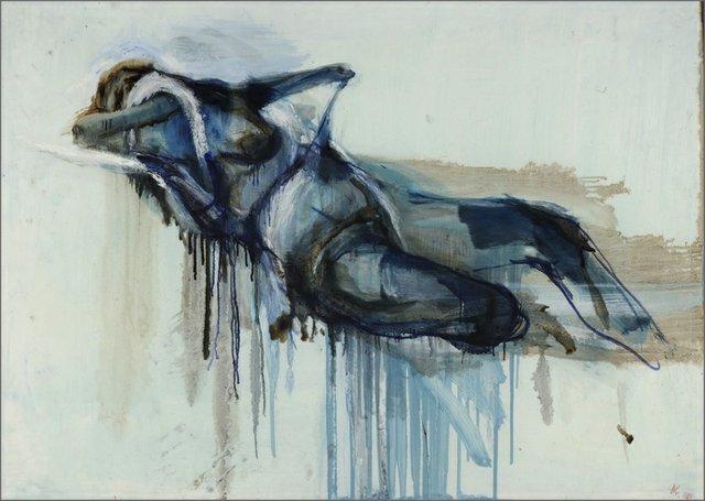 "Angela Grossmann, ""Untitled,"" nd"