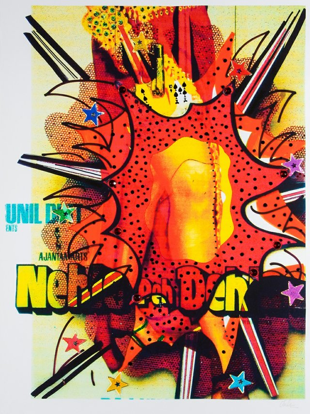 "Chila Kumari Burman, ""Desi Style,"" 2010-2013"