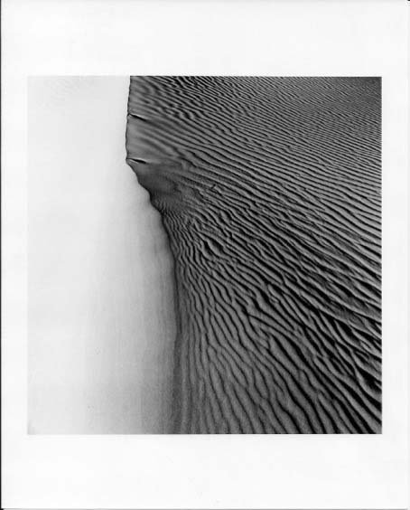 "Dan Gordon, ""Dune XI, Death Valley,CA,"" 2002"