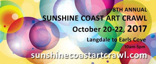 Sunshine Coast Art Crawl