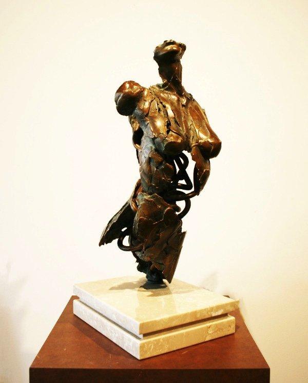 """Blake Ward, """"Shemael - Angel of Gratitude,"""" nd"""