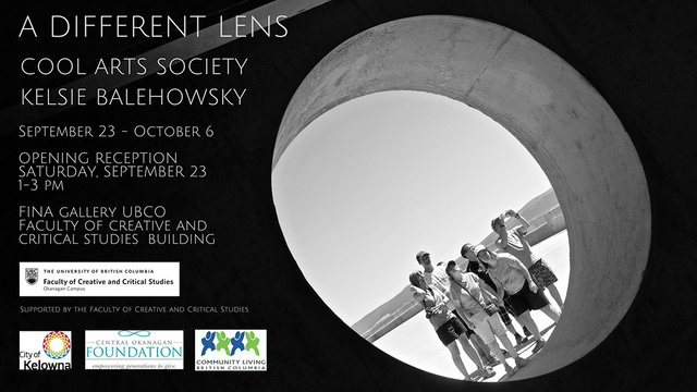 A Different Lens Invitation