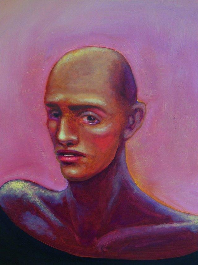 "Travis McEwen, ""Golden Light,"" 2016"