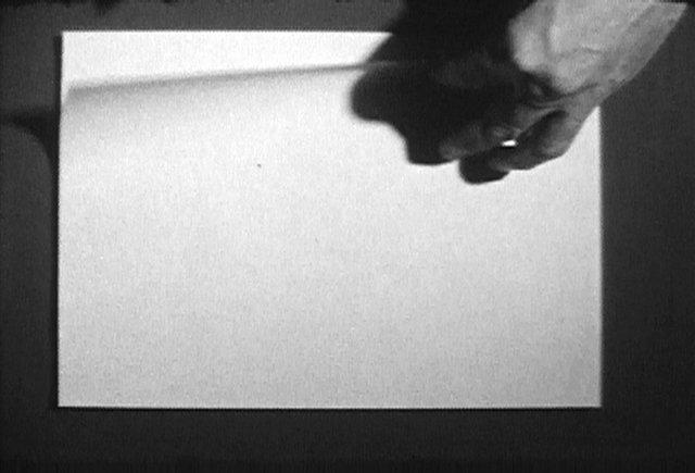 """Nelson Henricks, """"Endless Paper,"""" 2008"""
