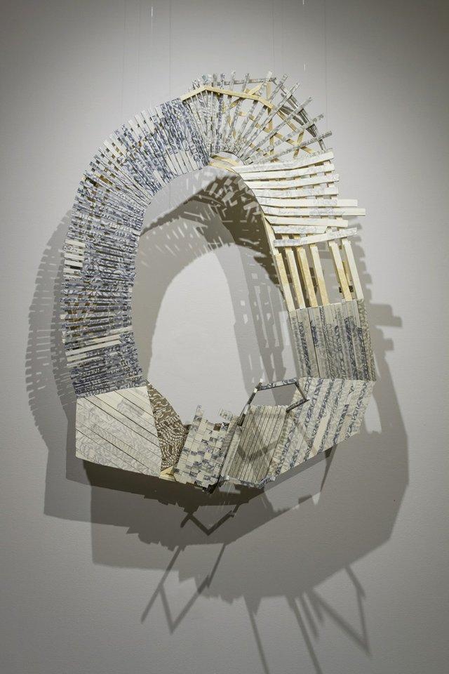 """Yael Brotman, """"Pier I,"""" 2014"""
