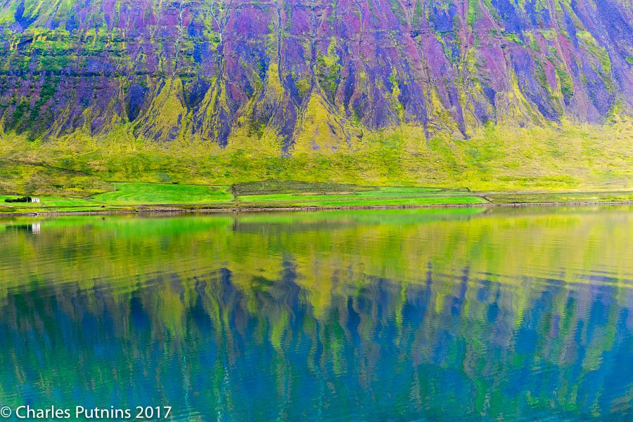 """Charles Putnins, """"ICELAND, A Journey into the Land of Giants,"""" 2017"""