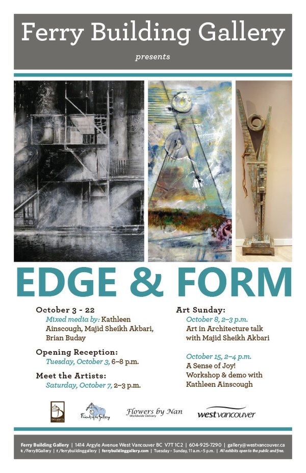 Edge & Form Invitation 2017