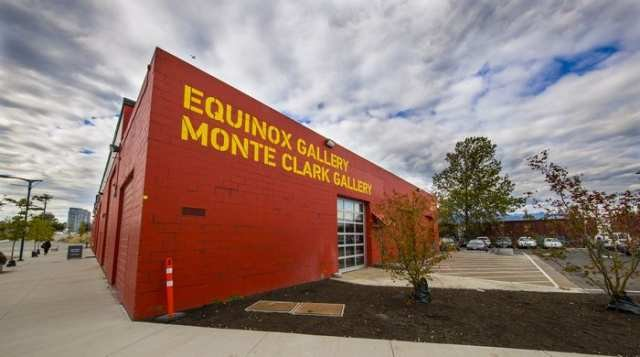 Equinox and Monte Clark Galleries