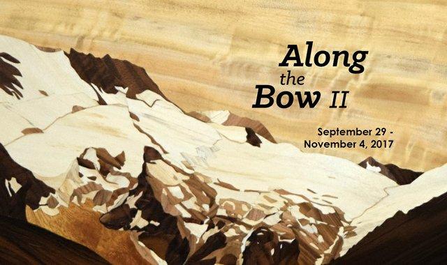 Along the Bow II Invitation
