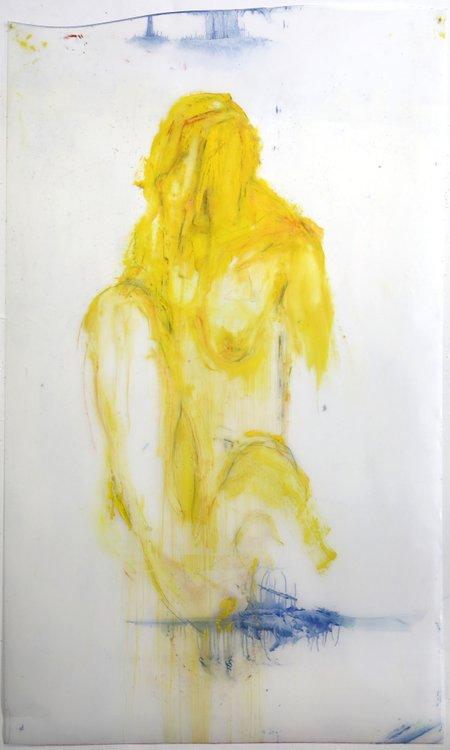 "Angela Grossmann, ""Lemon,"" 2017"