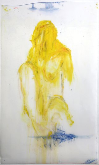 "Angela Grossmann, ""Lemon,"" 2017"