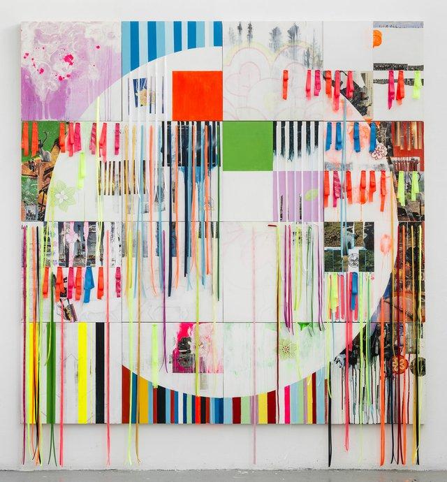 "Bruno Canadien, ""Hustle & Bustle/Downriver House,"" 2016"