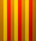 """Guido Molinari, """"MUTATION ROUGE-OCRE,"""" 1964"""