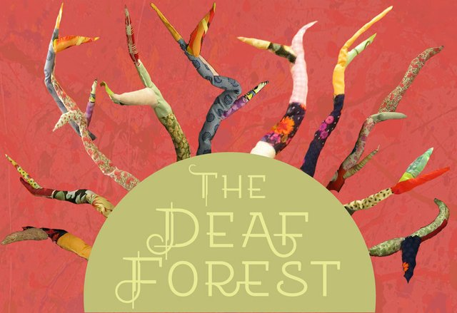 The Deaf Forest Invitation 2017