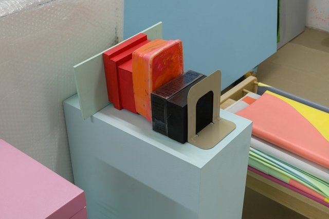 """Jeanie Riddle, """"Category → 1979"""" (detail, from the installation """"In A Time of Deep Nostalgia),"""" 2017"""