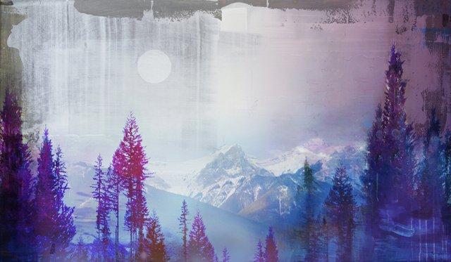 "Steven Nedeveen, ""Valley of Mist,"" nd"