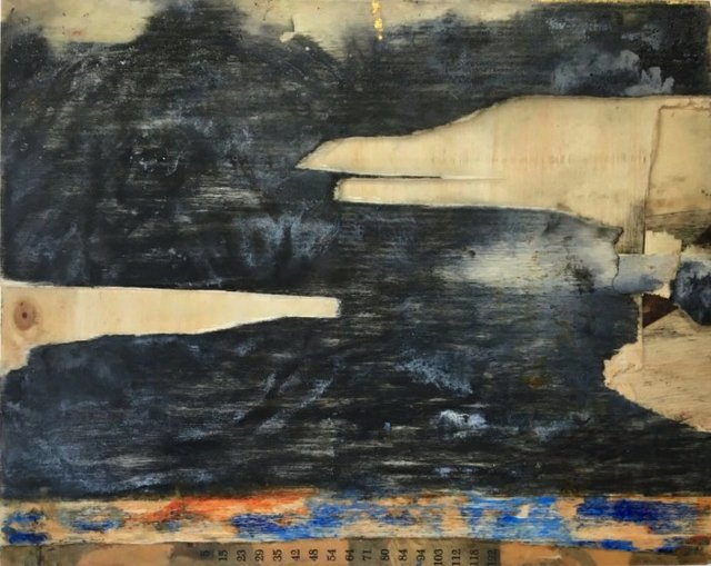 """Anne Brochu Lambert, """"Innerscape / États,"""" 2015-2017."""