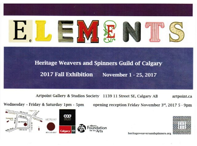 Elements Invitation 2017