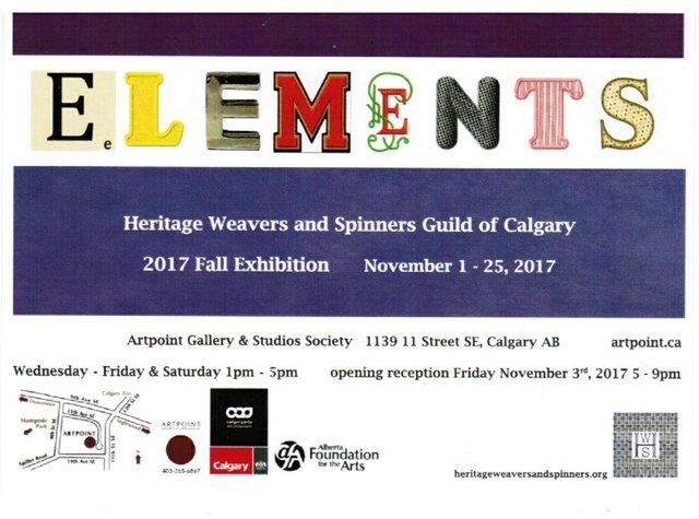 Elements Invitation 2017
