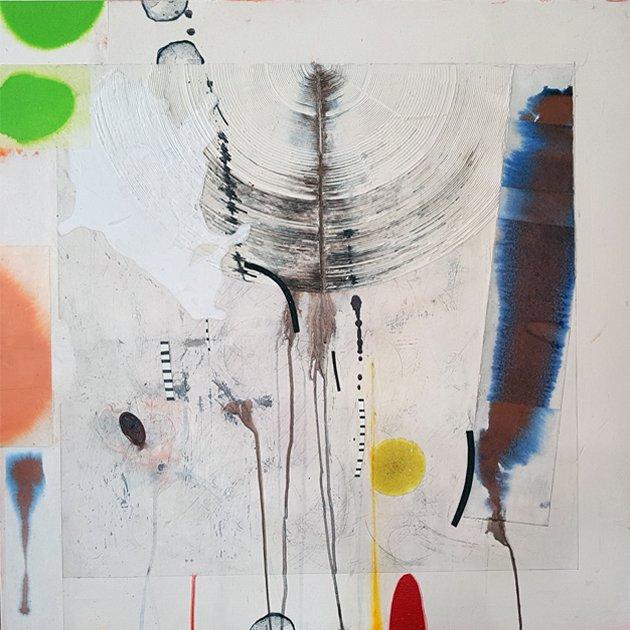 """Camrose Ducote, """"Untitled #3,"""" 2017"""