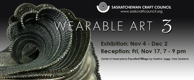 Saskatchewan Craft Council SWAG