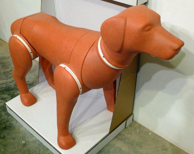 "Grant Watson, ""Untitled dog,"" nd"