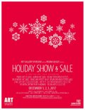 2017 HOLIDAY SHOW AND SALE, Art Gallery of Regina