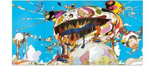 "Takashi Murakami, ""Tan Tan Bo Puking - a.k.a. Gero Tan,"" 2002"