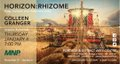 "Colleen Granger, ""Horizon: Rhizome,"" 2017"