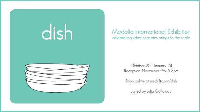 Dish 2017 at Medalta