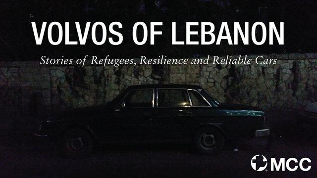 """Volvos of Lebanon,"" Invitation"