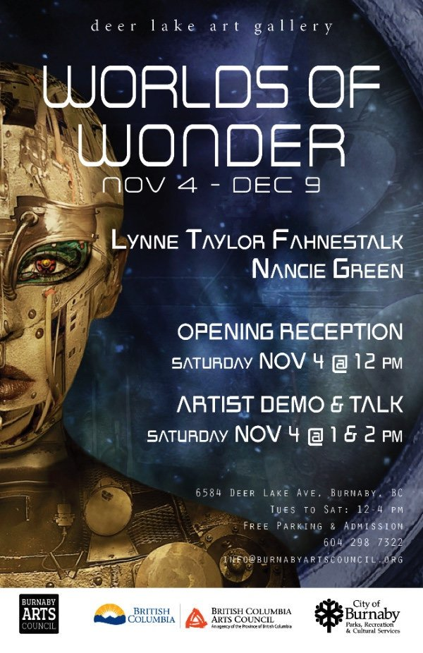 Worlds of Wonder Invitation