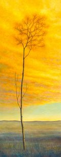 "Debbie Wozniak-Bonk, ""Lone Tree,"" nd"